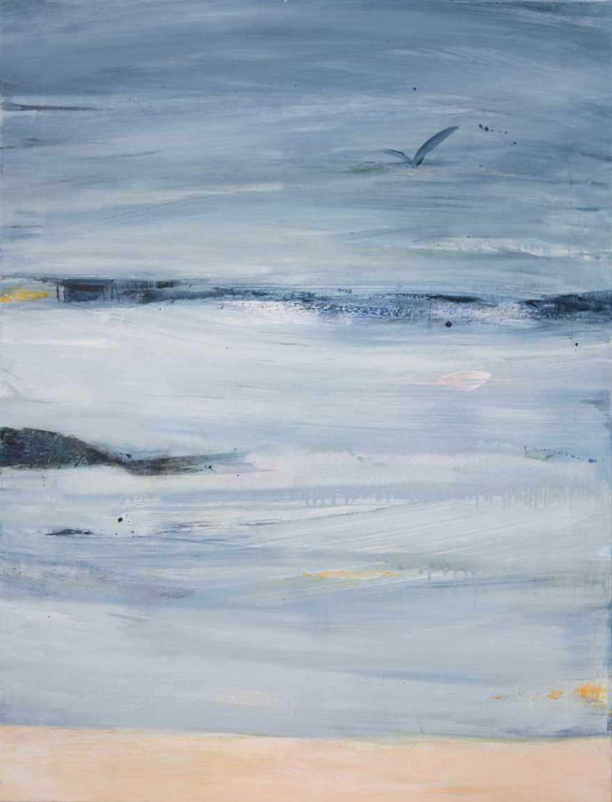 Contemplation hivernale-116x89