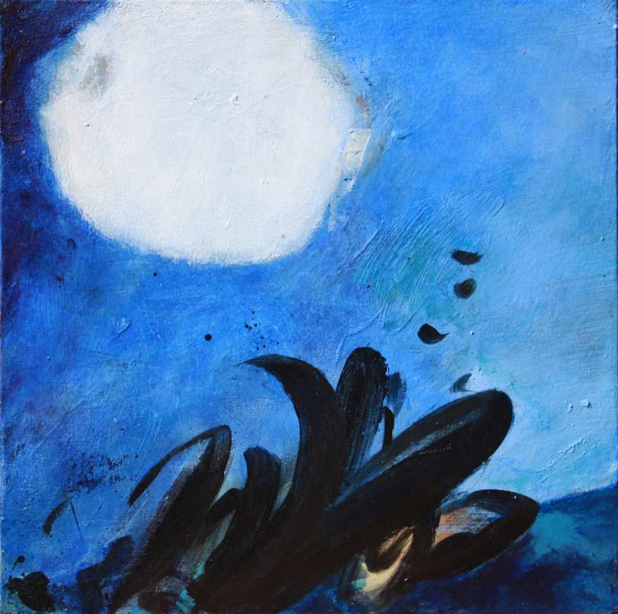 Clair de lune-40x40
